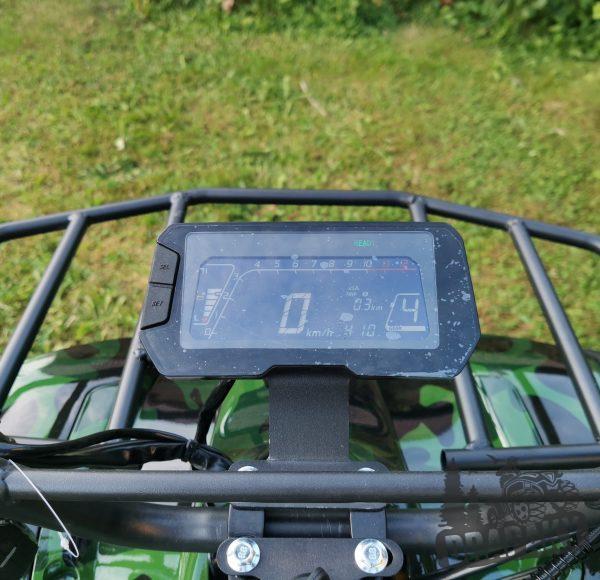 digitálny displej elektrickej štvorkolky 1000W