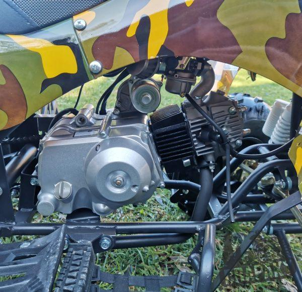 benzínová štvorkolka 125cc
