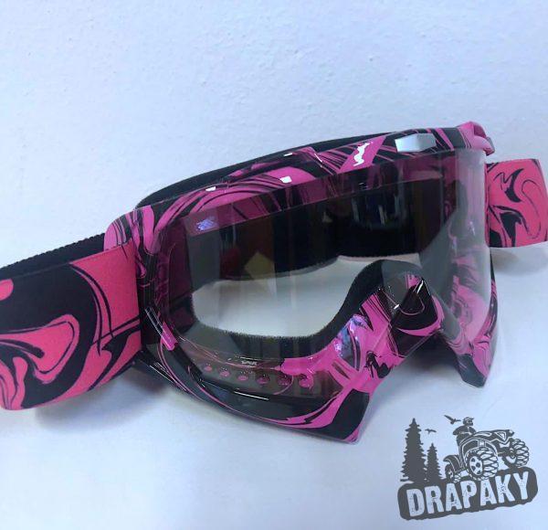 Cross okuliare ružové