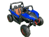 Elektrické autíčko modré