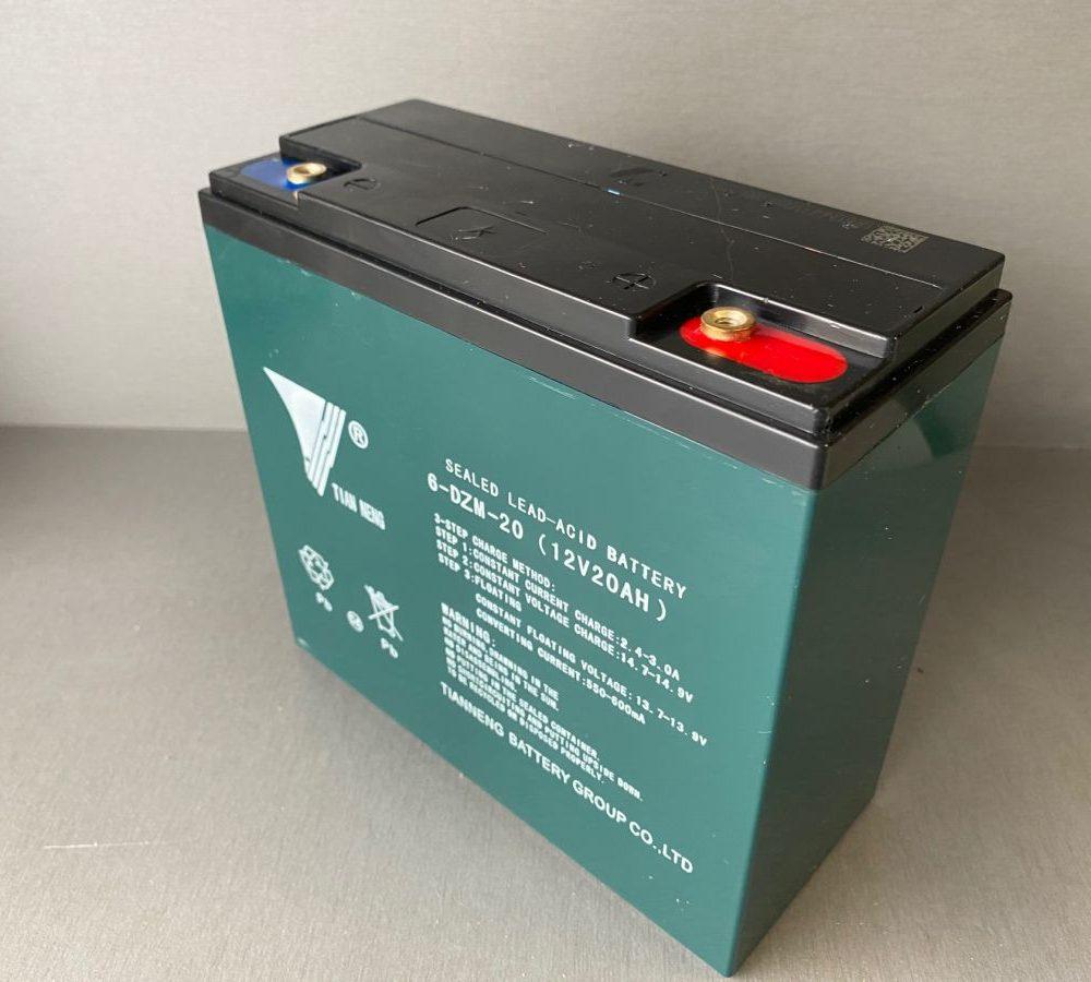 Trakcná olovená batéria 12V / 18Ah