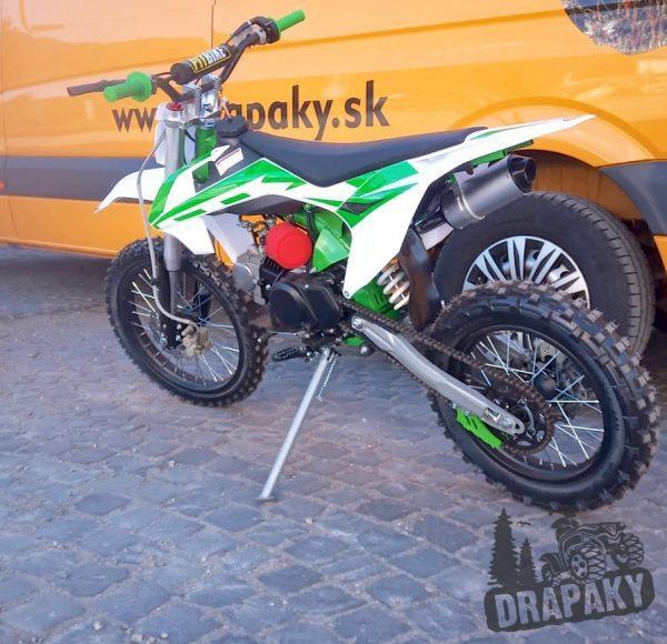 Pitbike 125 ccm