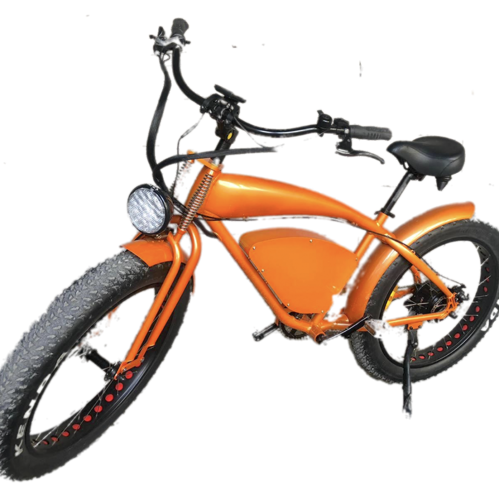 e-bike California